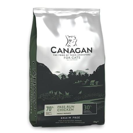 CANAGAN Free-Run Chicken Cat 4kg