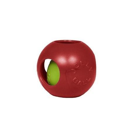 Jolly Pets Piłka w Piłce Czerwona 11cm / 25cm