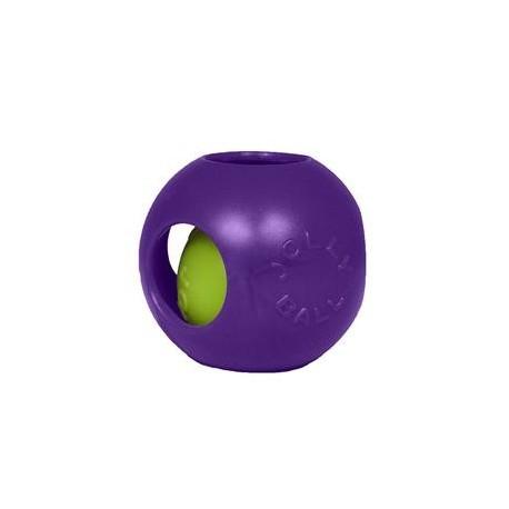 Jolly Pets Piłka w Piłce Fioletowa 11cm / 25cm