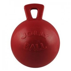 Jolly Pets Piłka z uchwytem Czerwona 11cm / 15cm / 20cm / 25cm